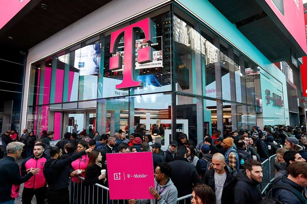T Mobile OnePlus Launch Event