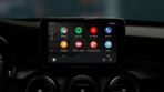 The new launcher introduces a familiar way to easily discover and start apps compatible with Android Auto