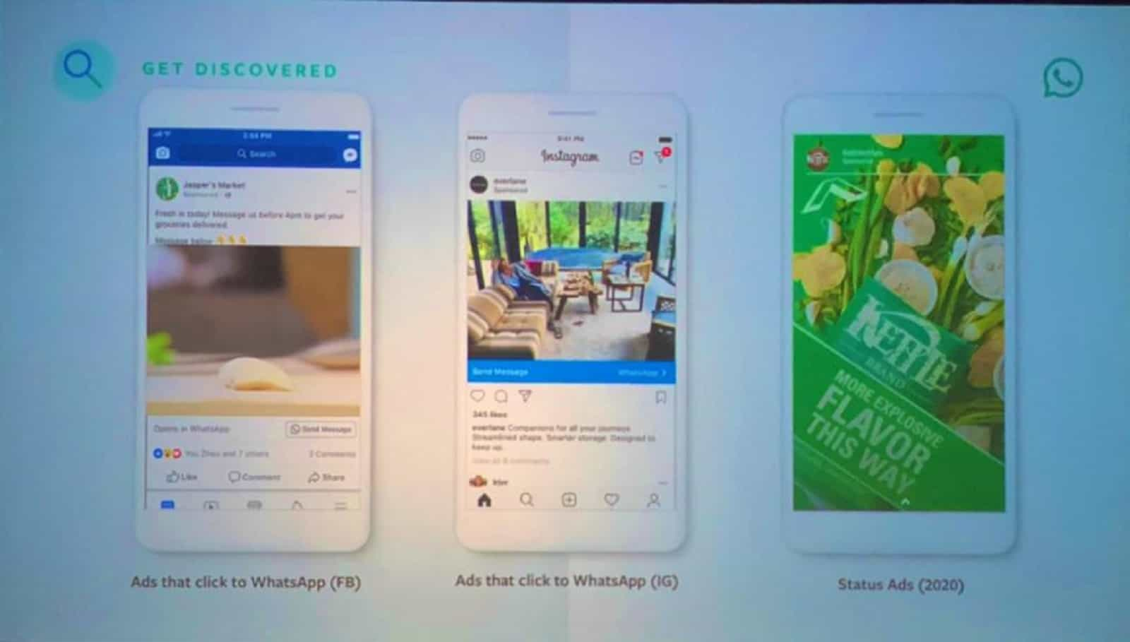 WhatsApp New Features and Status Ads 1
