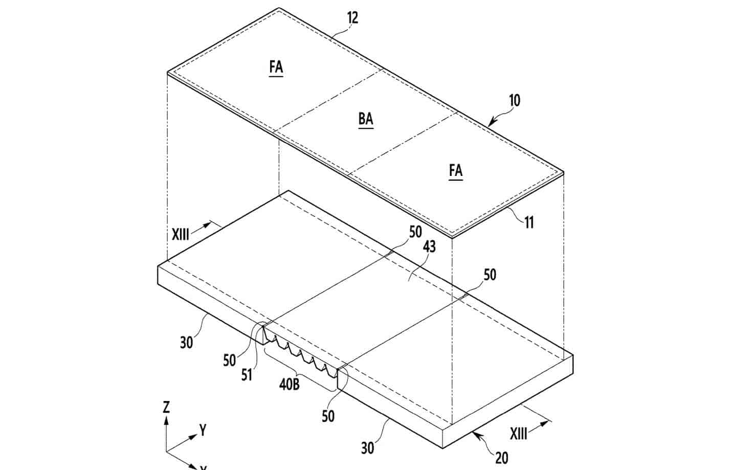 02 Samsung Galaxy Fold PatentUS10314184