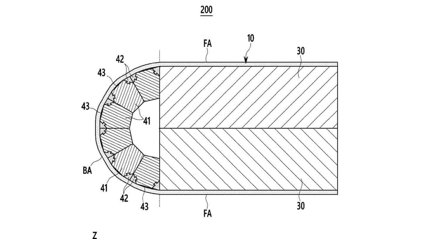 03 Samsung Galaxy Fold PatentUS10314184