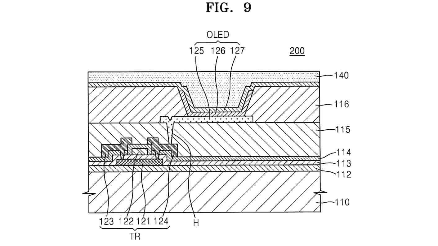 06 Samsung Galaxy Fold PatentUS10285278