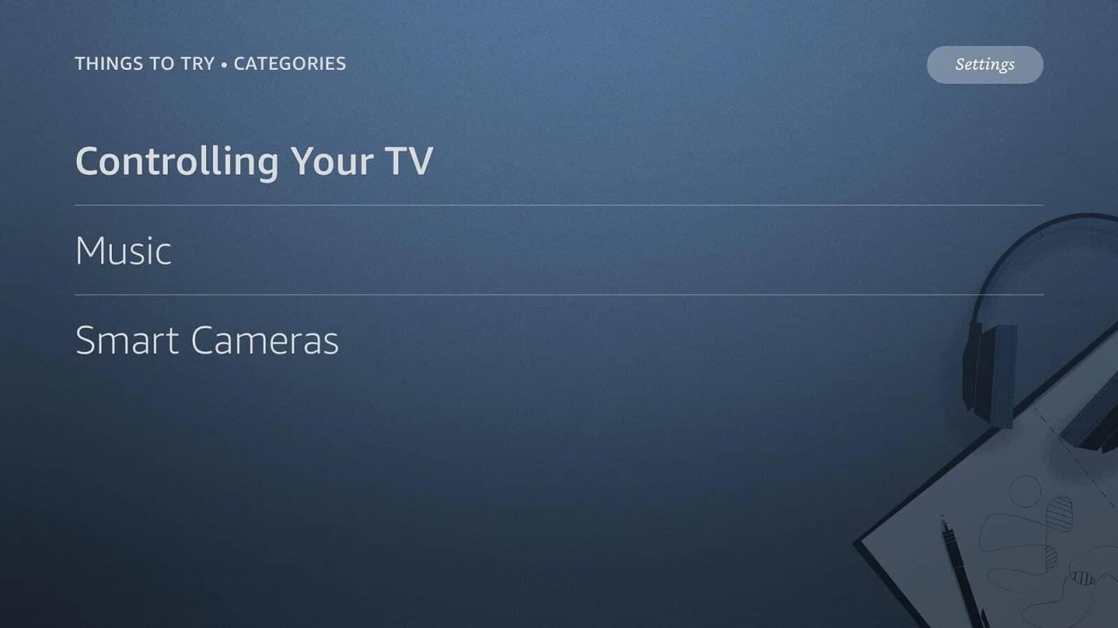 Amazon Alexa Sony Android TV App 1 1