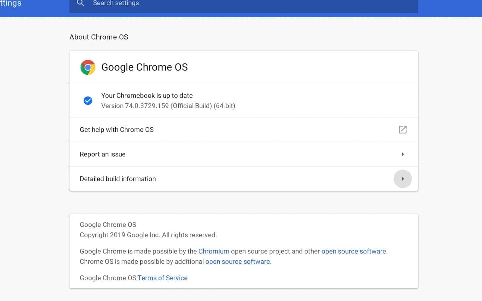 Find Chromebook Codename 03