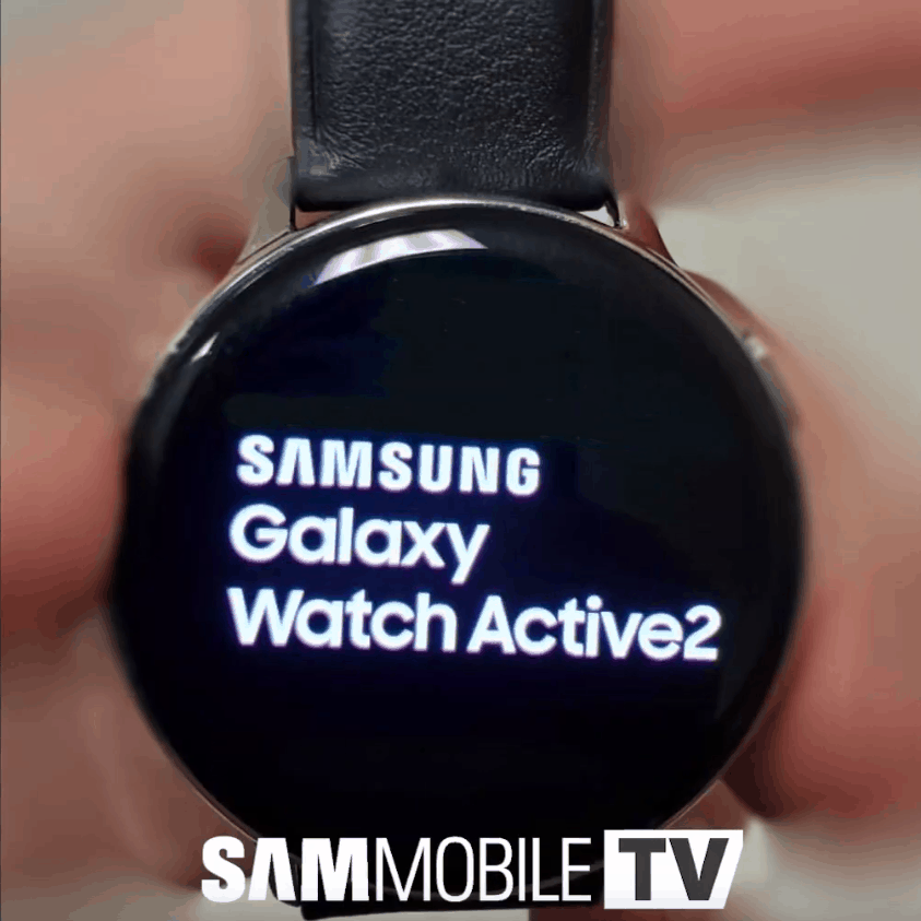 Galaxy Watch Active 2 Leaks 4