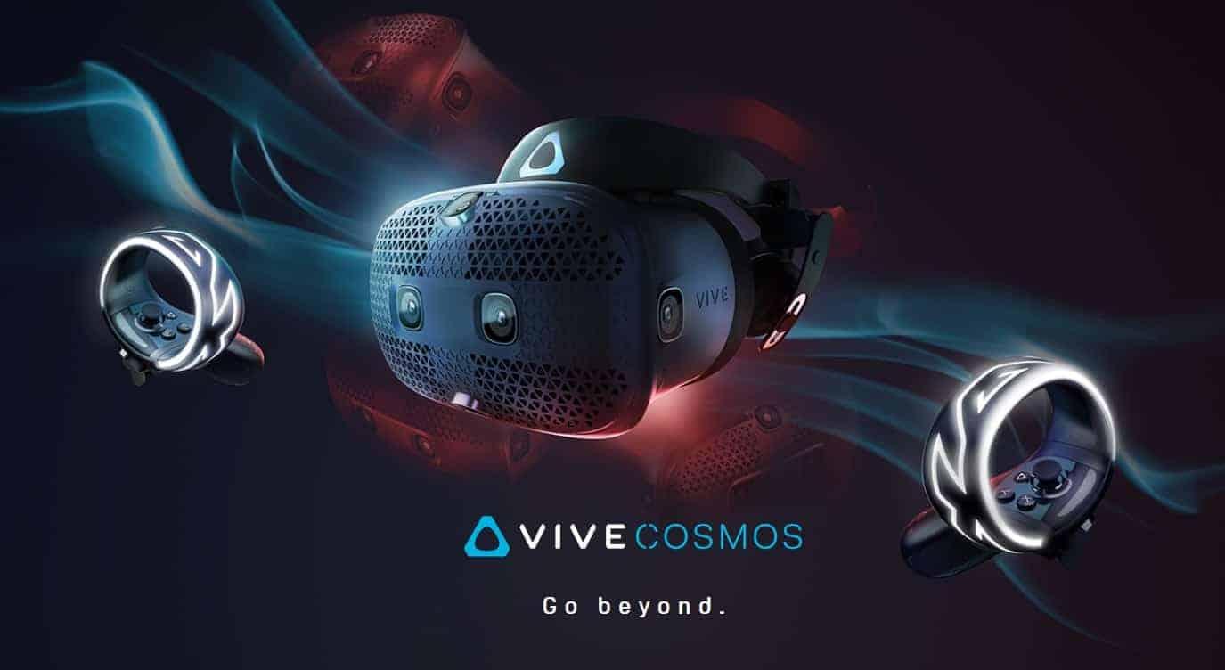 HTC Vive Cosmos Render