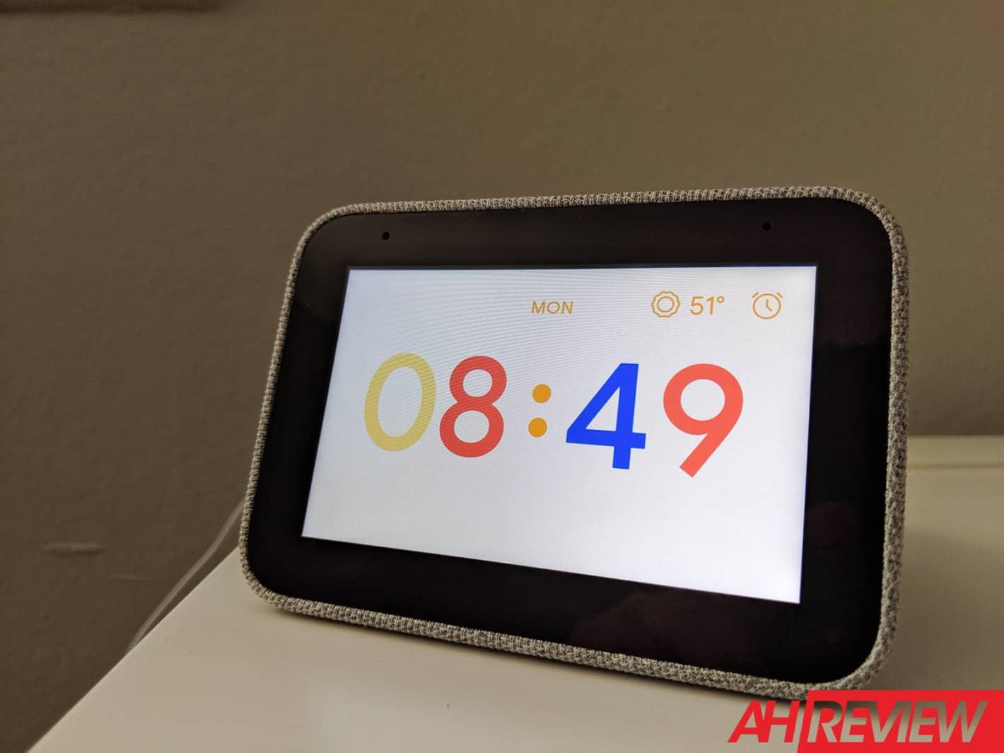 Lenovo Smart Clock Review Featured AM AH 1