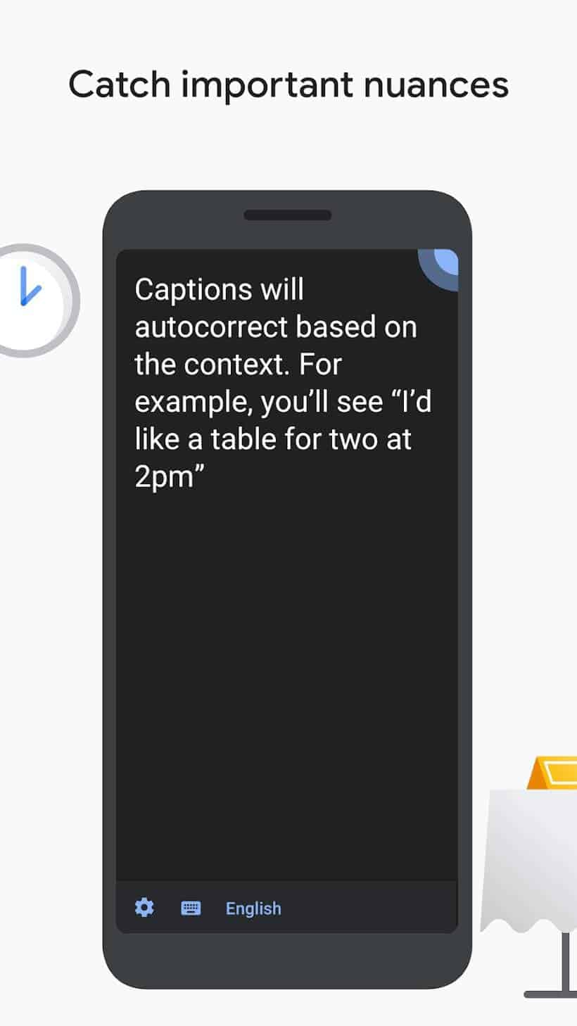 Live Transcribe Play Screenshot 04