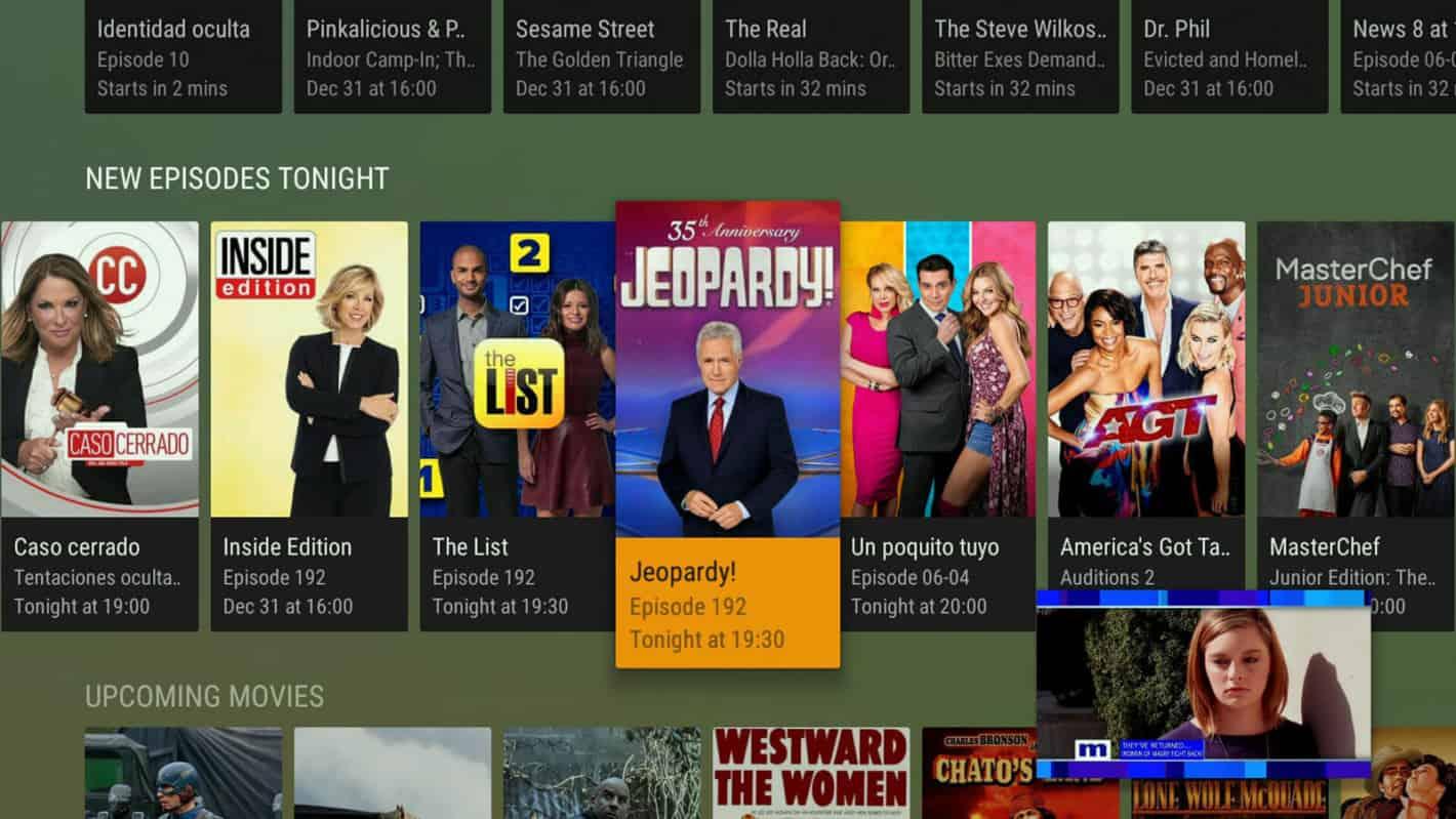 Plex Live TV Android TV 25