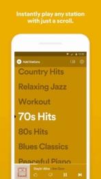 Spotify Stations App US 1