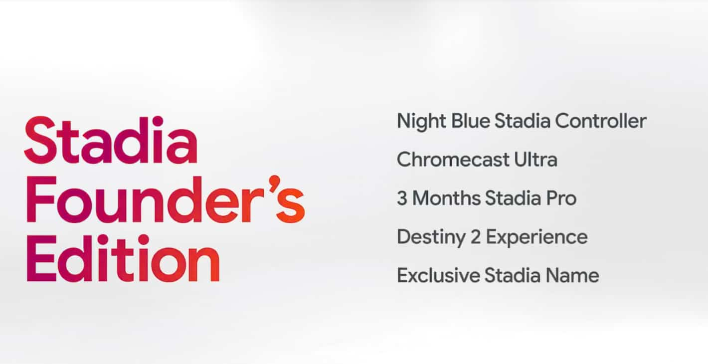 stadia founders edition AH