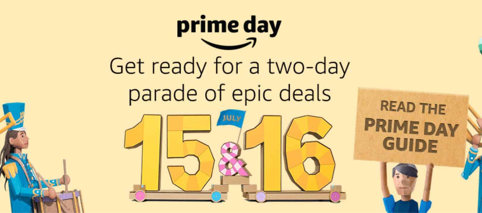 Amazon Prime Day 2019 AH
