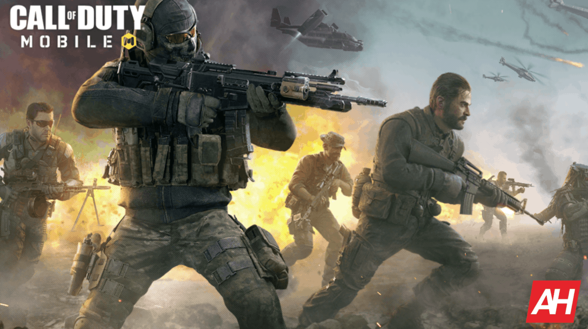 Call of Duty Mobile screens 1