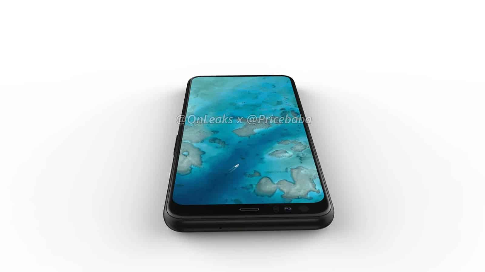 Google Pixel 4 XL render leak July 2019 10