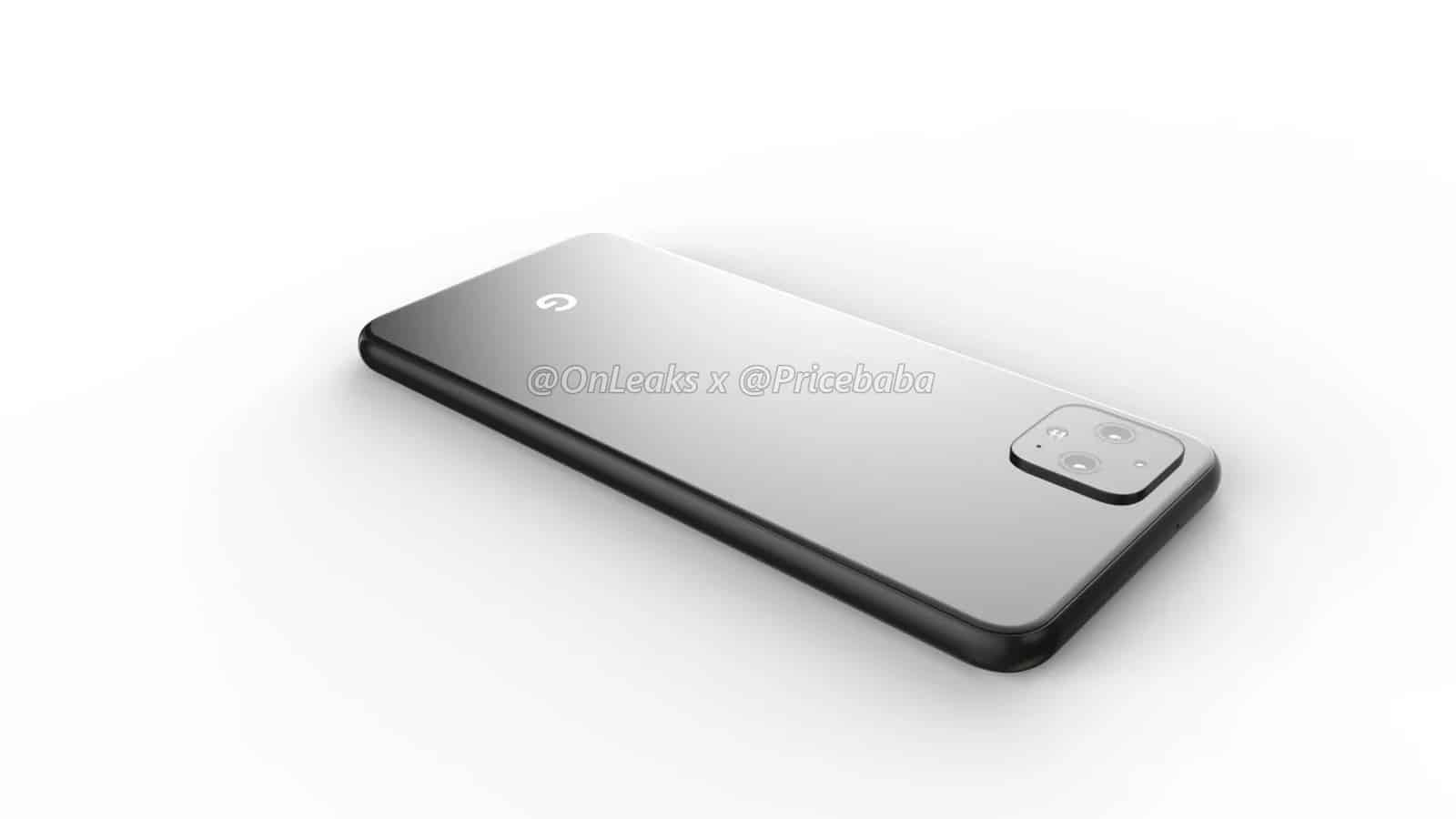 Google Pixel 4 XL render leak July 2019 15