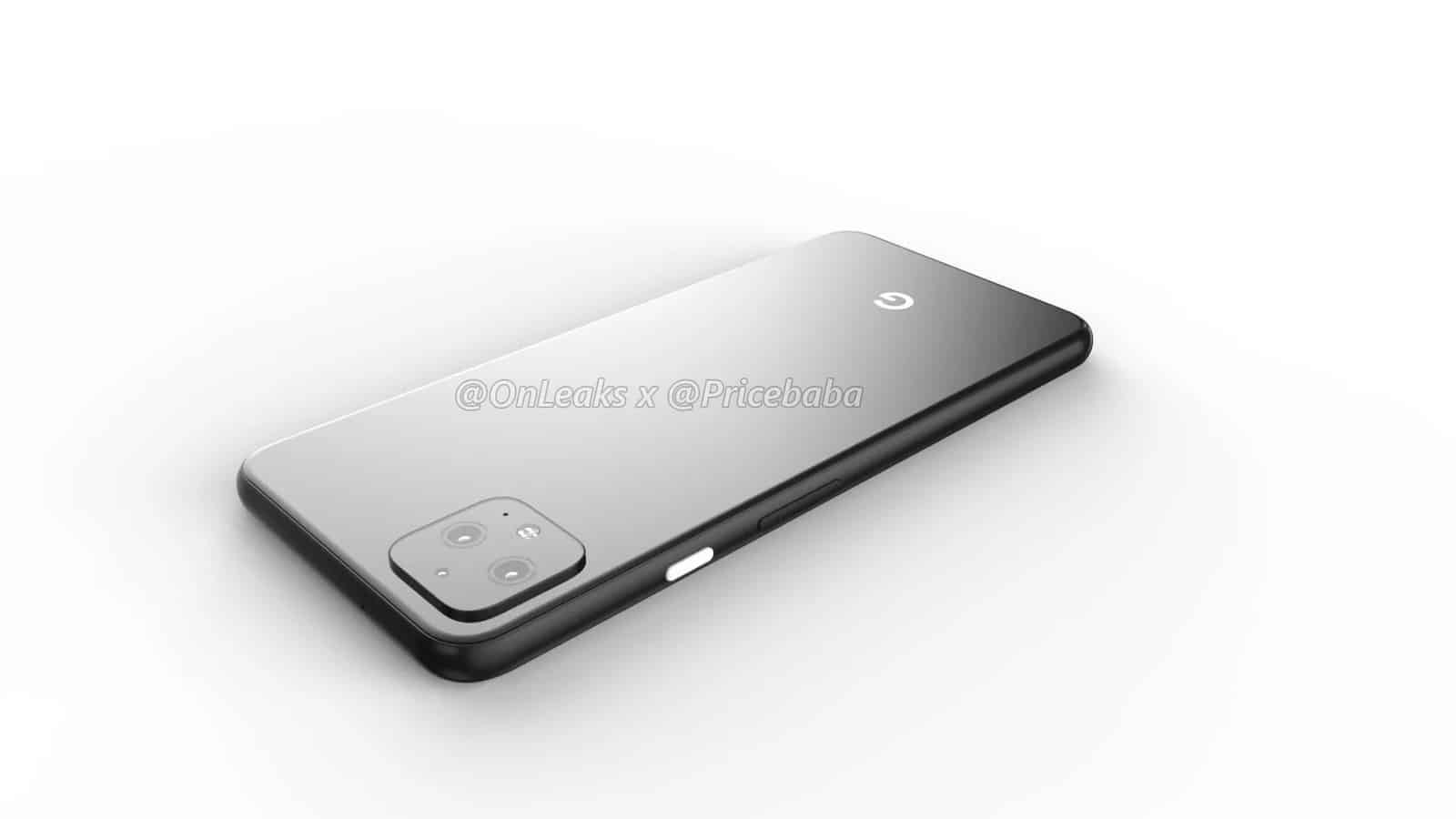Google Pixel 4 XL render leak July 2019 17