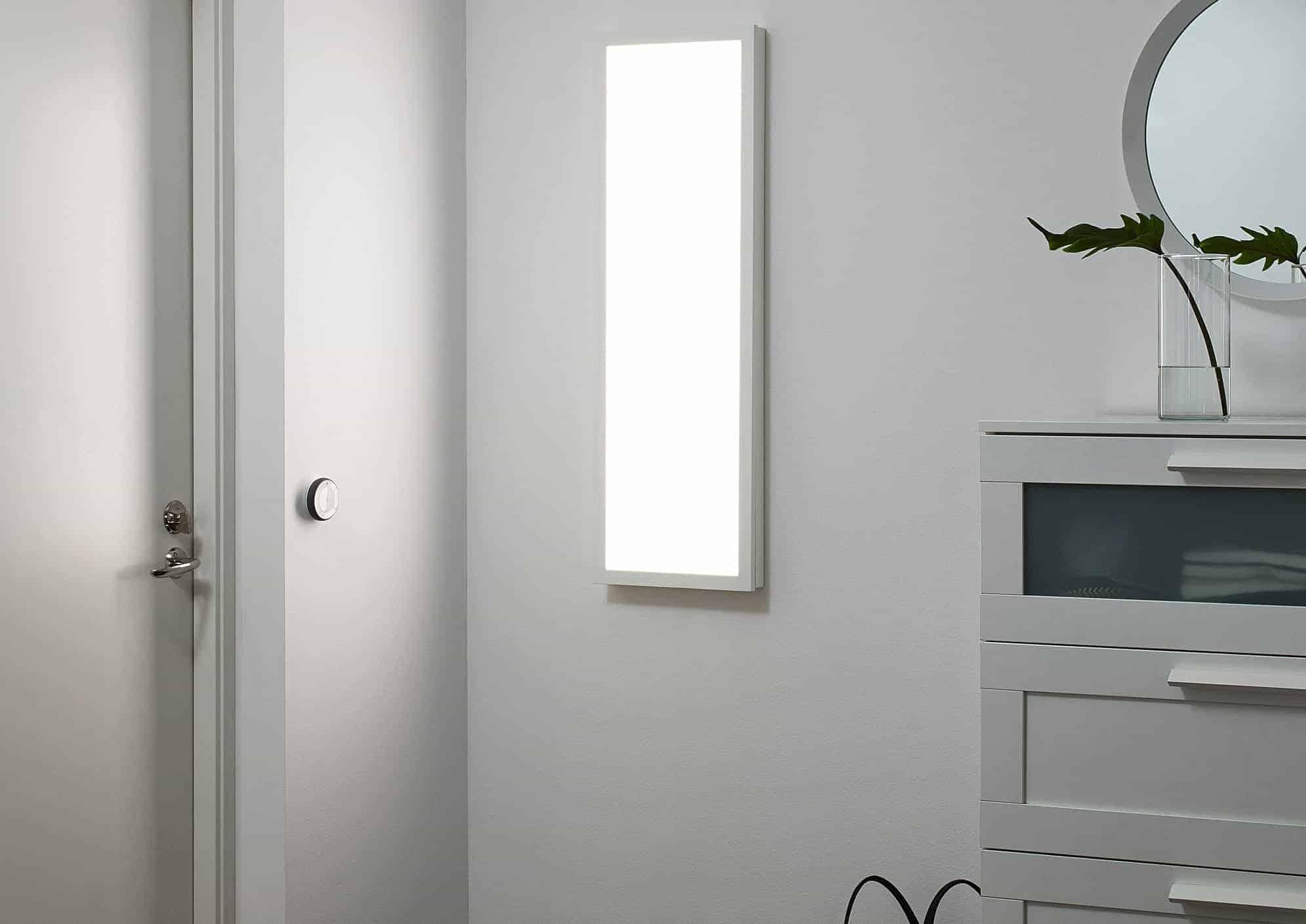 IKEA FLOALT Smart Lighting Fixture