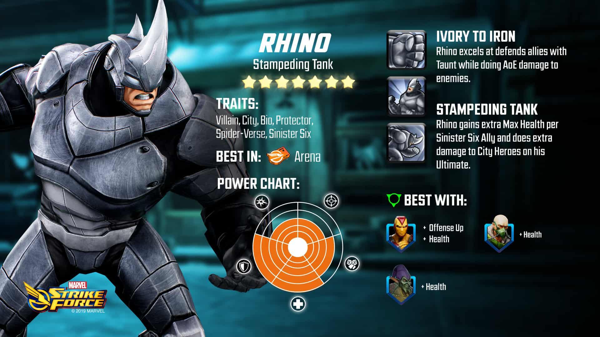MSF Rhino