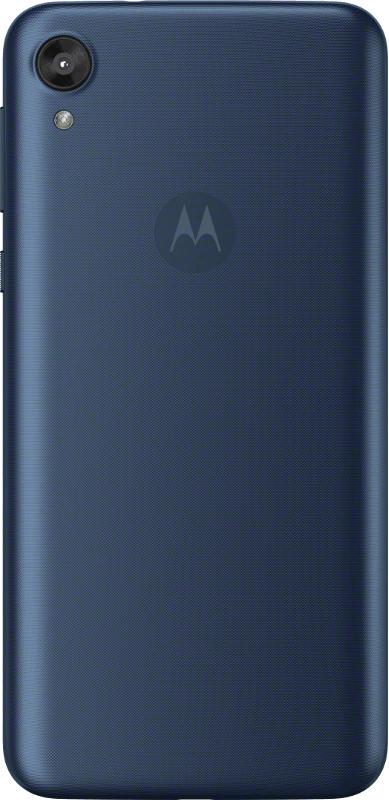 Moto E6 Navy Back