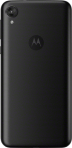 Moto E6 Starry Black Back
