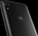 Moto E6 Starry Black Camera