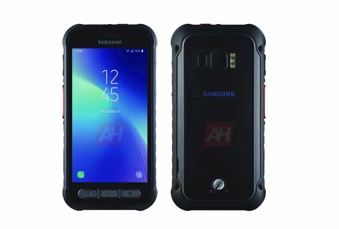 Samsung Galaxy Active Rugged Phone 2019 Leak AH