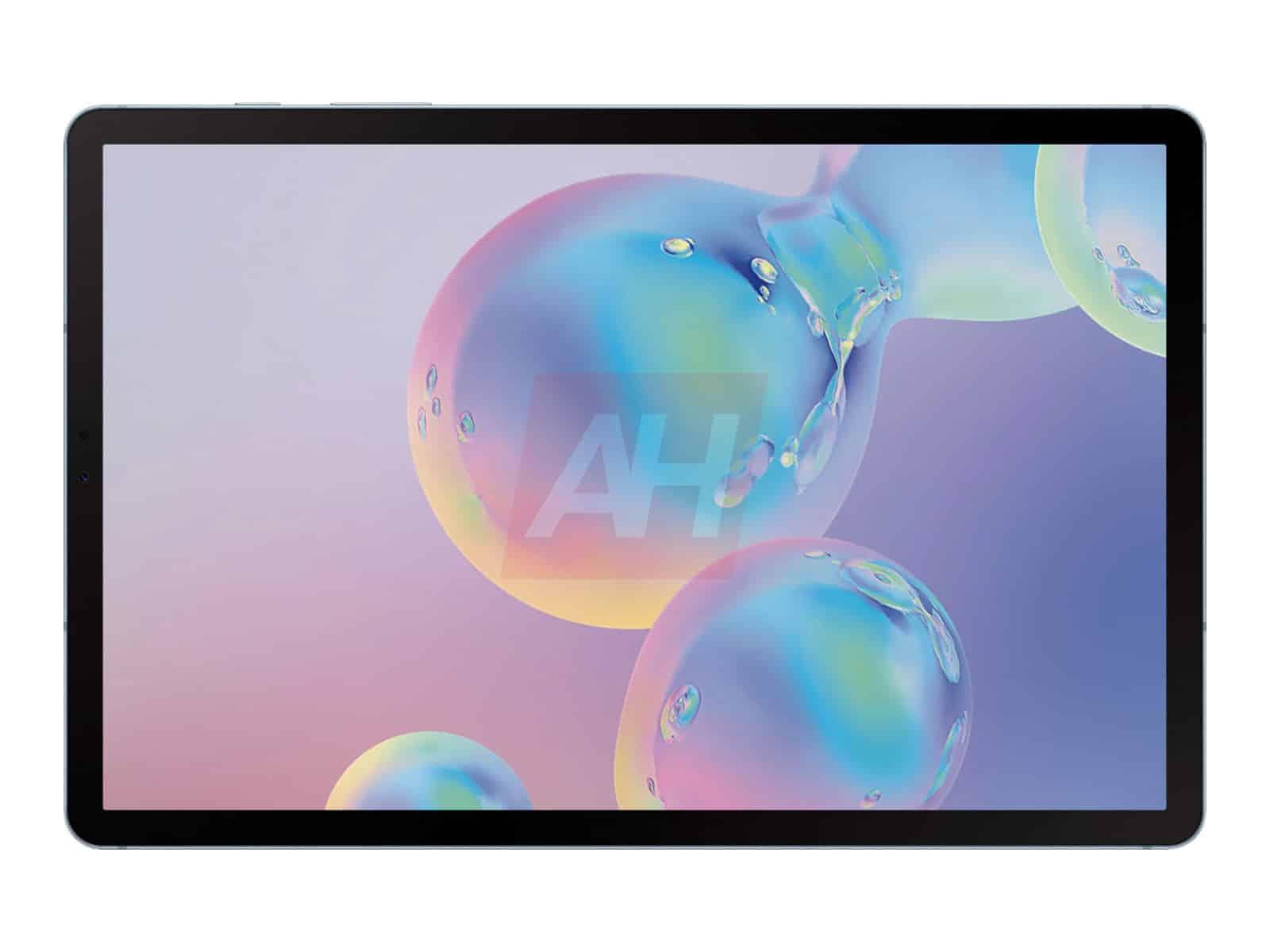 Samsung Galaxy Tab S6 Leak Blue 6