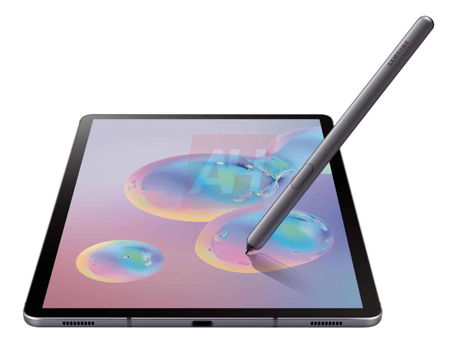 Samsung Galaxy Tab S6 Leak Grey 6