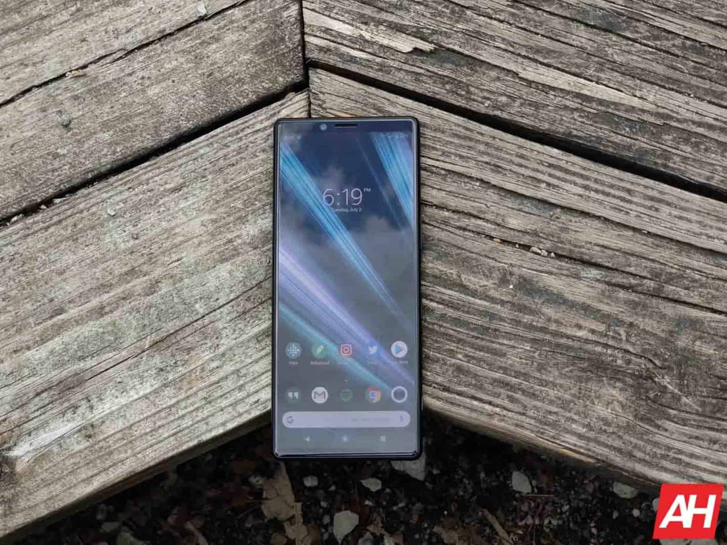 Sony Xperia 1 Review AM AH 17