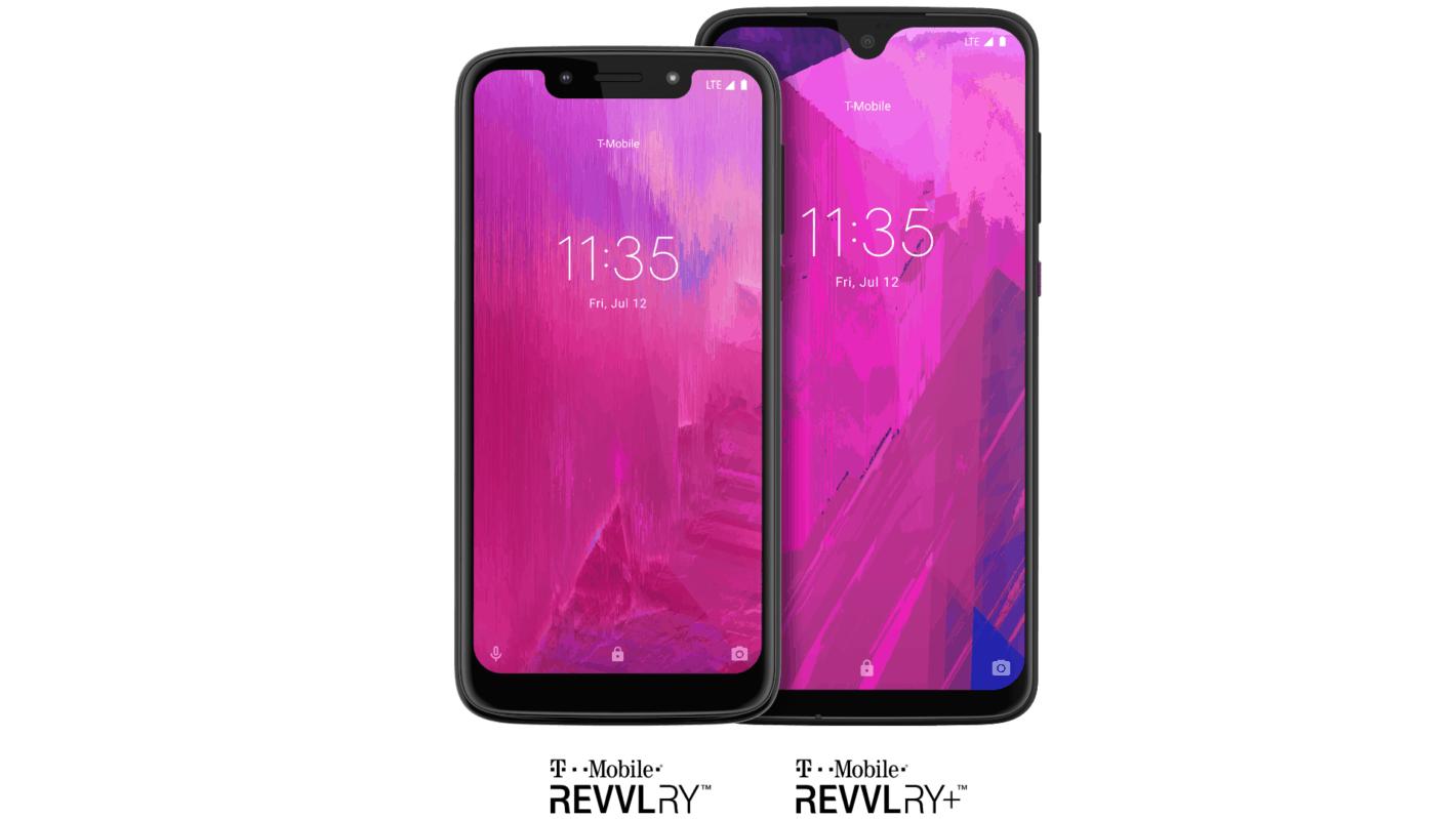 T Mobile Rvvlry RevvlryPlus