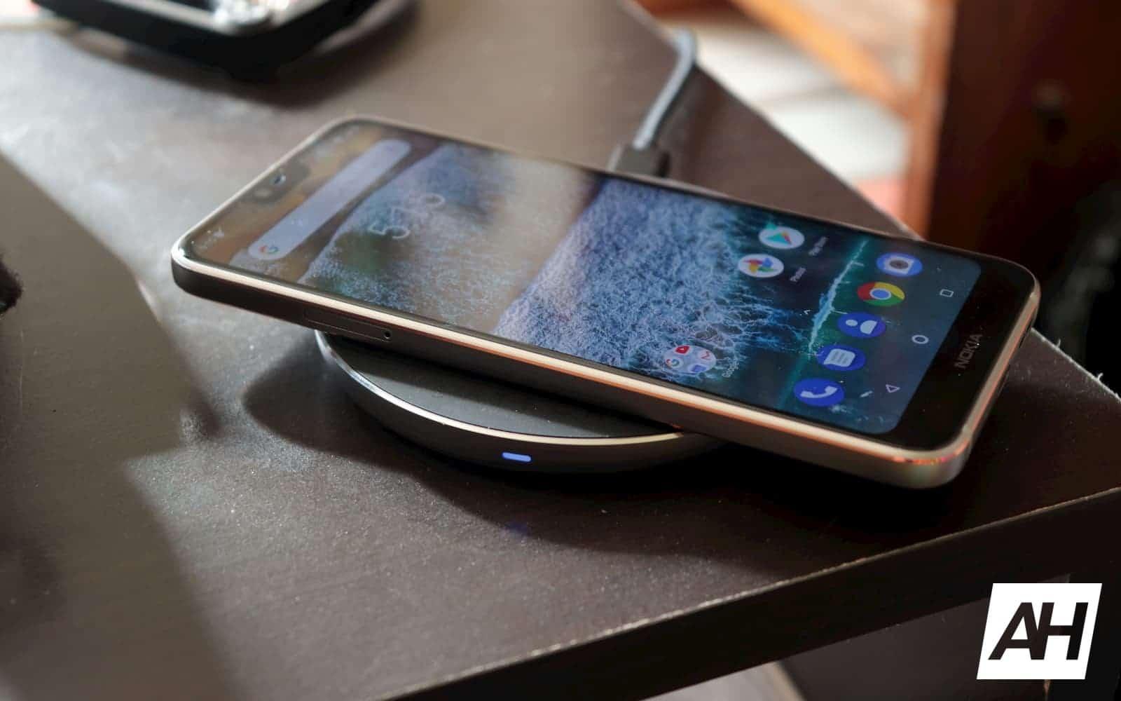 01 Bad Nokia 7 1 battery AH 2019