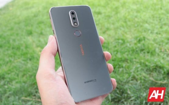 02 Nokia 7.1 Review androidone AH 2019