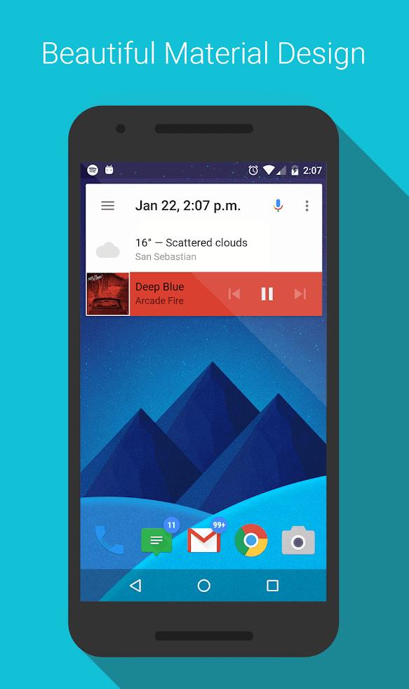ASAP Launcher app image August 2019
