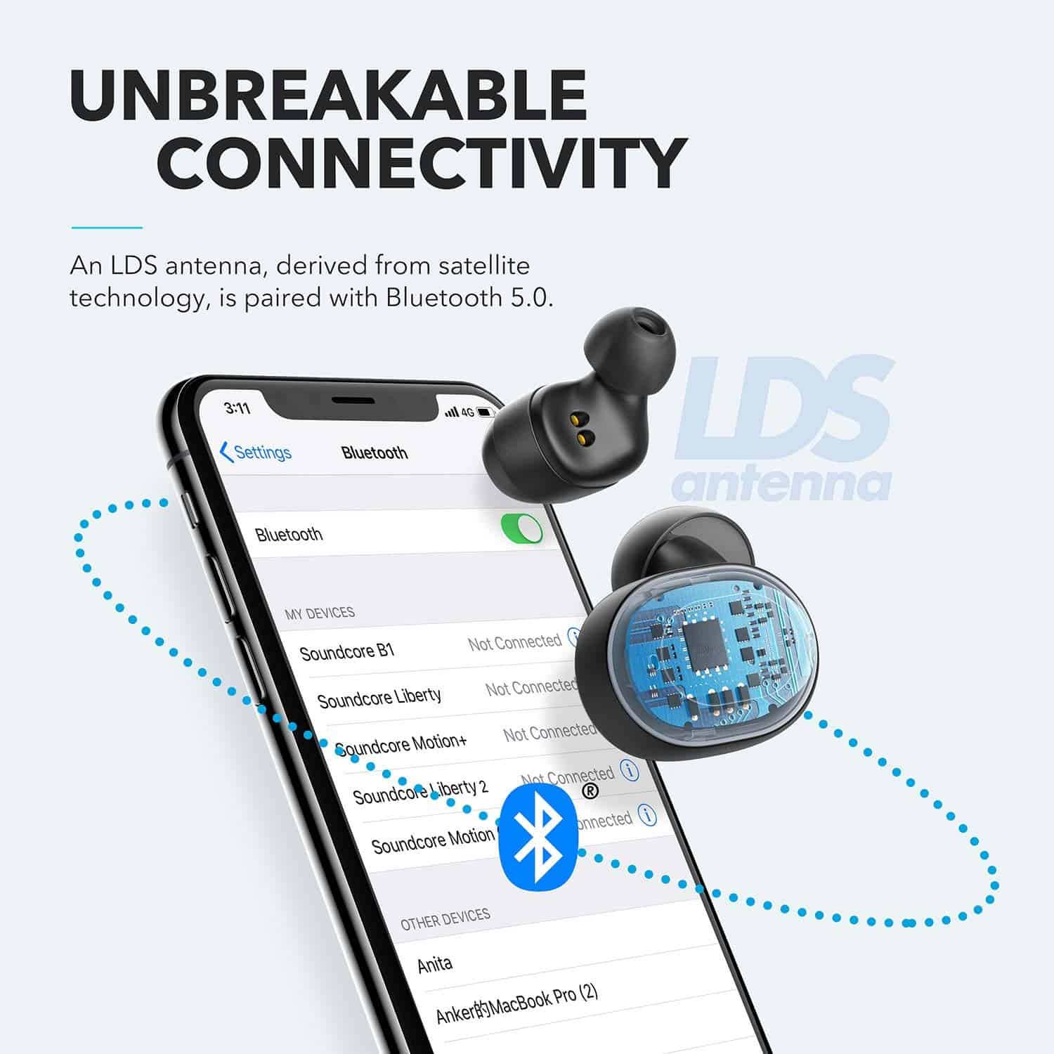 Anker Soundcore Liberty Neo earbuds 6