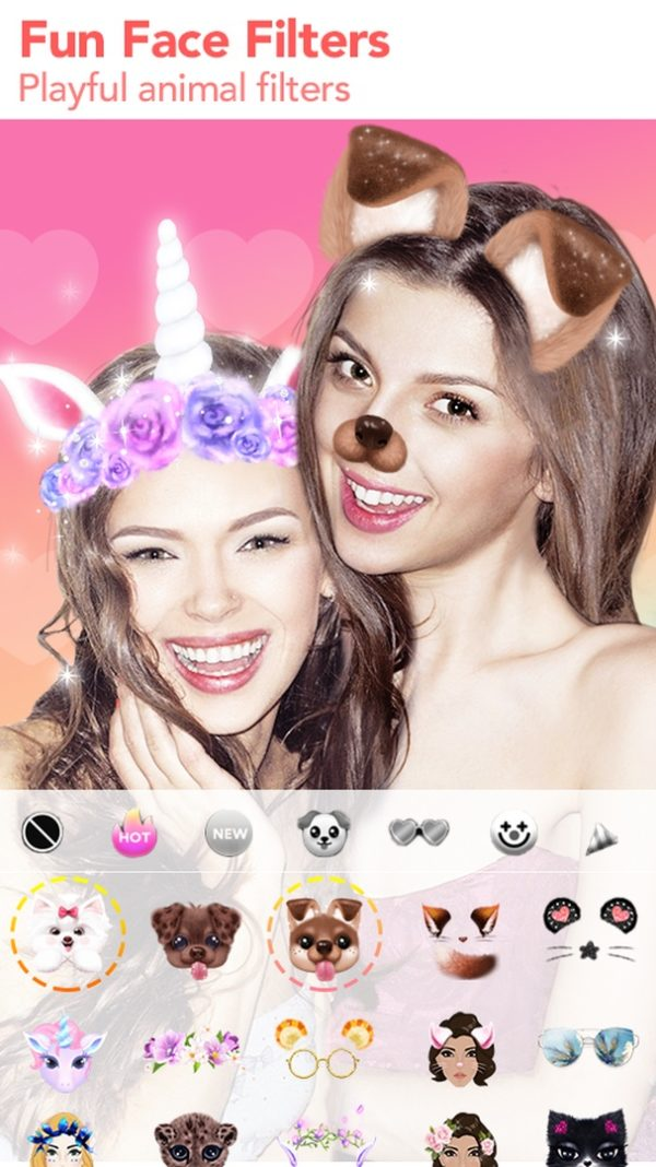 FaceFun app image August 2019