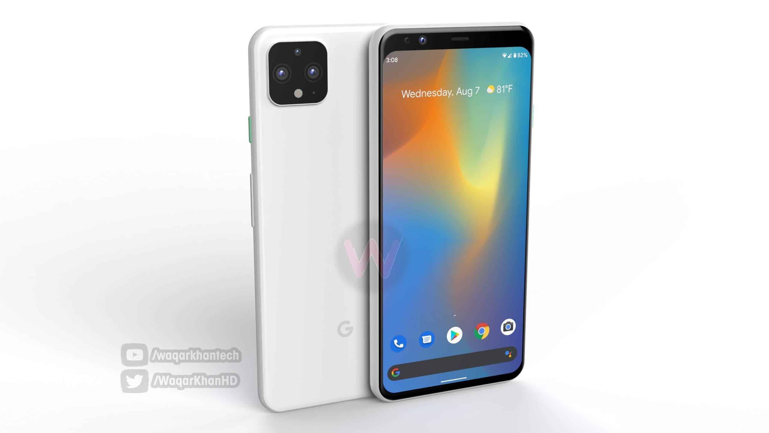 Google Pixel 4 Waqar Khan 2