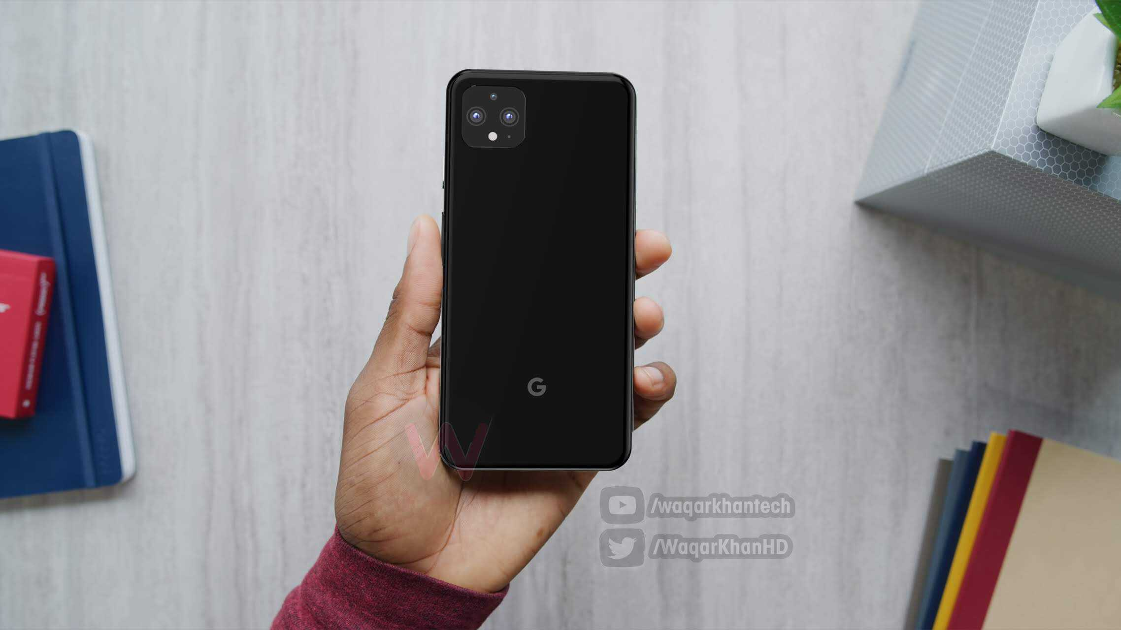 Google Pixel 4 Waqar Khan 7