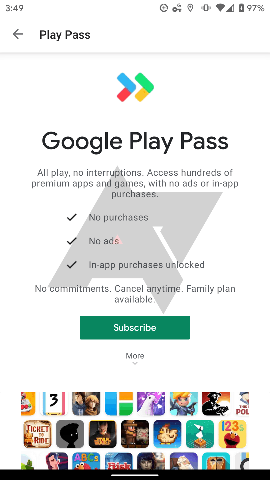 Google Play Pass 4