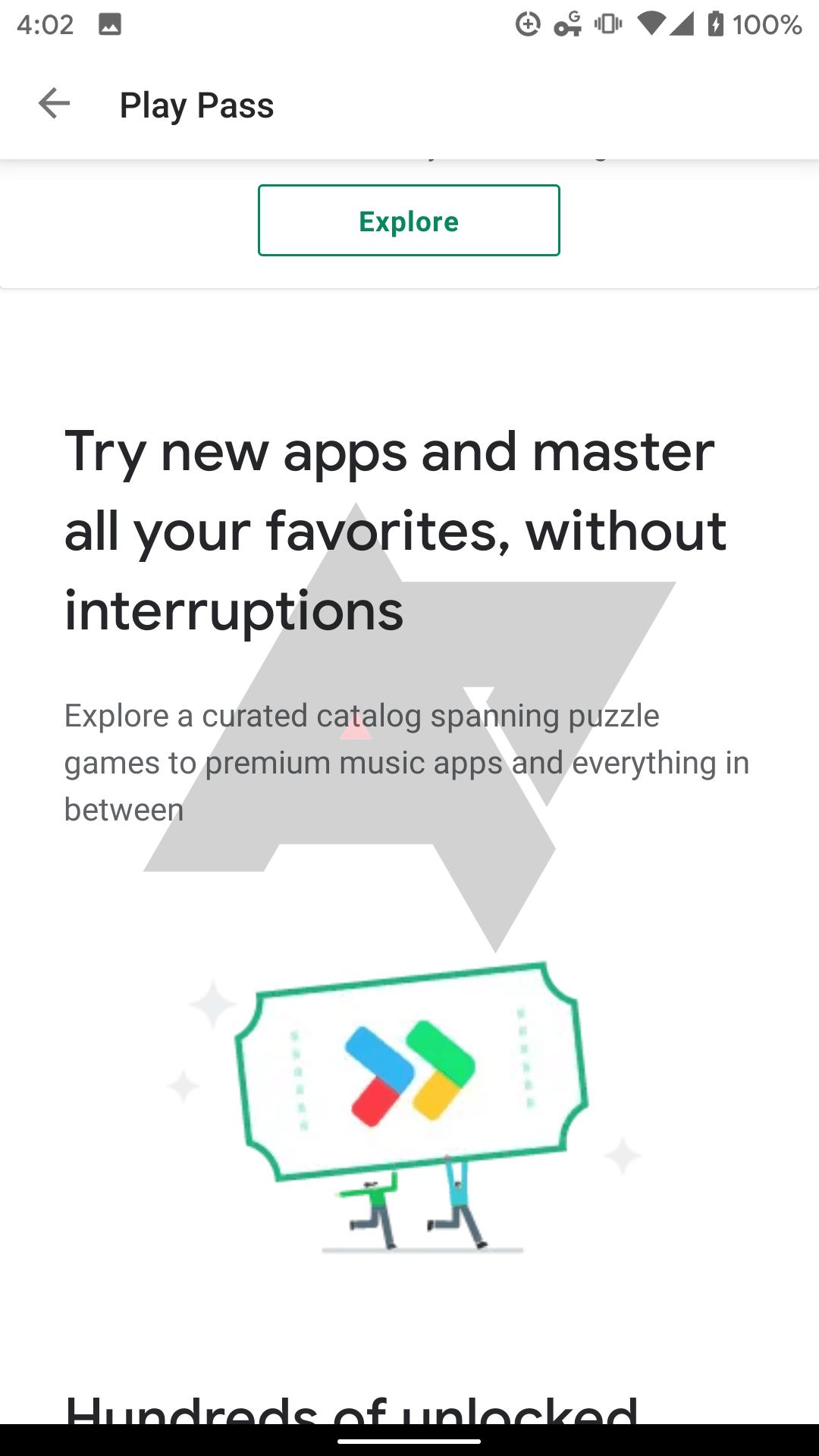 Google Play Pass 5