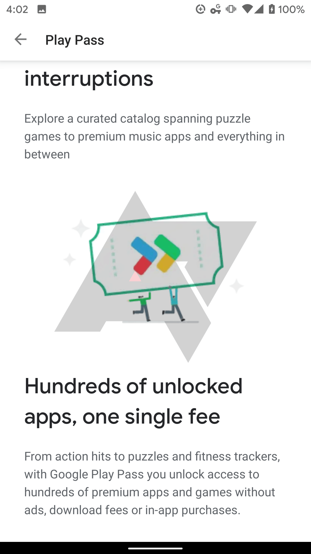 Google Play Pass 6
