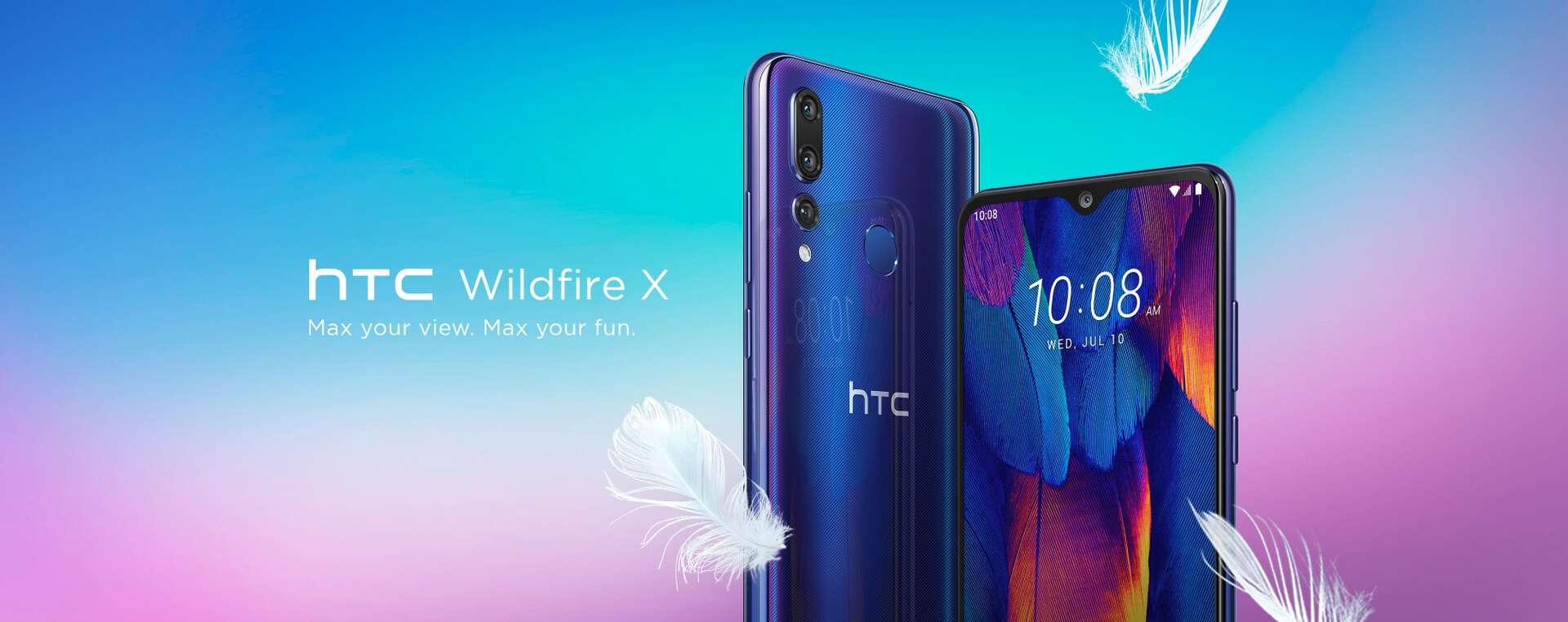 HTC Wildfire X image 5