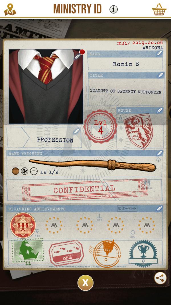 Harry Potter Wizards Unite 1