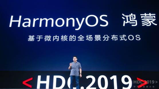 Huawei HarmonyOS launch image 2