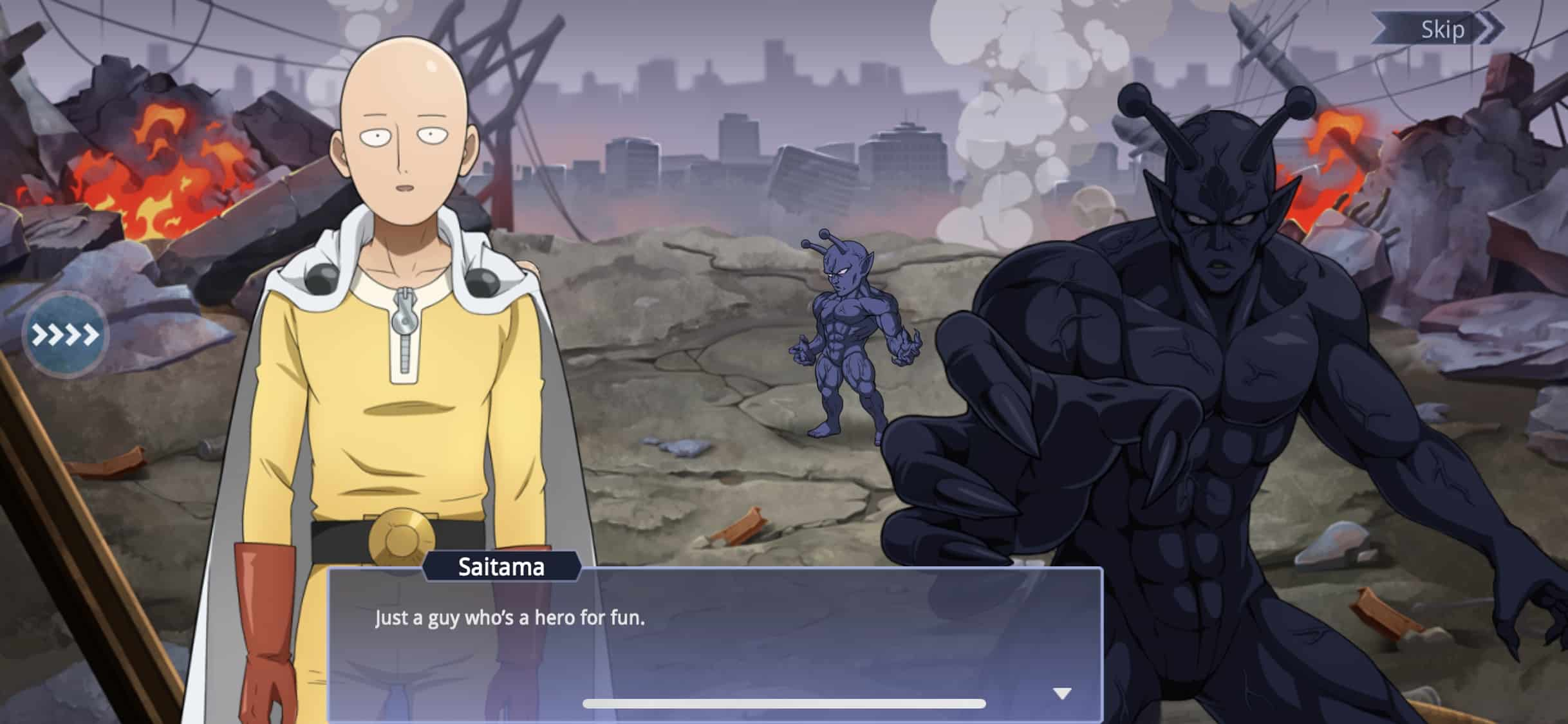 One Punch Man Road To Hero 1