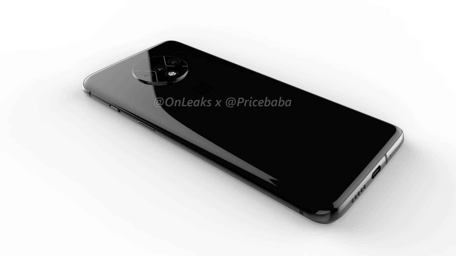 OnePlus 7T CAD based renders image 11