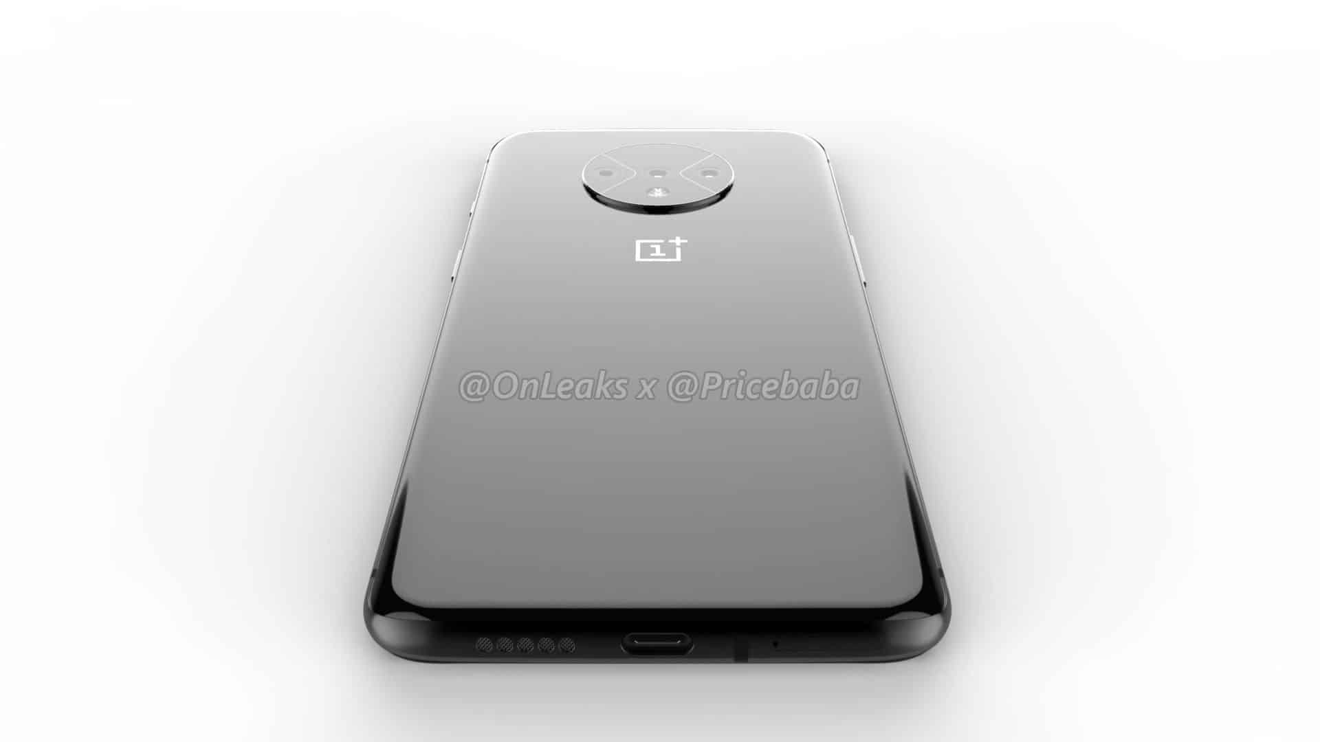 OnePlus 7T CAD based renders image 12