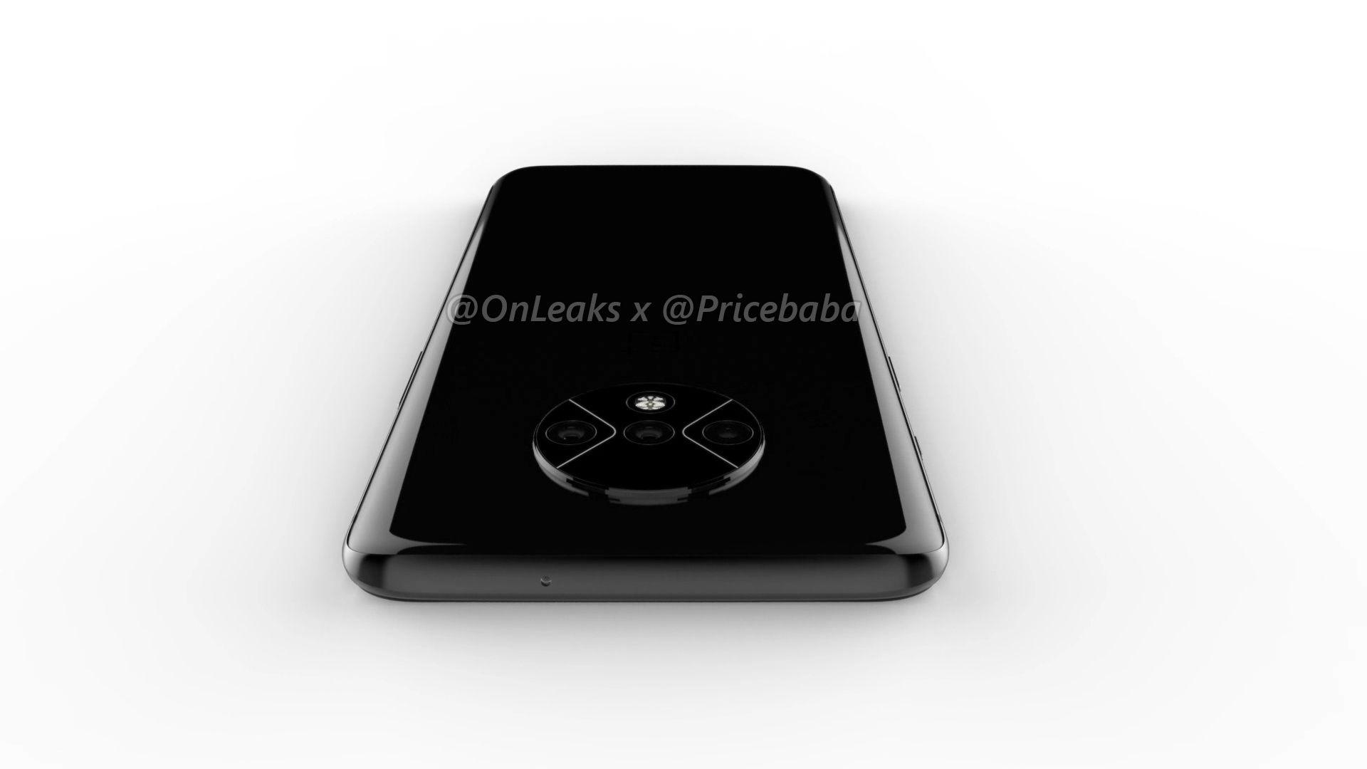 OnePlus 7T CAD based renders image 15