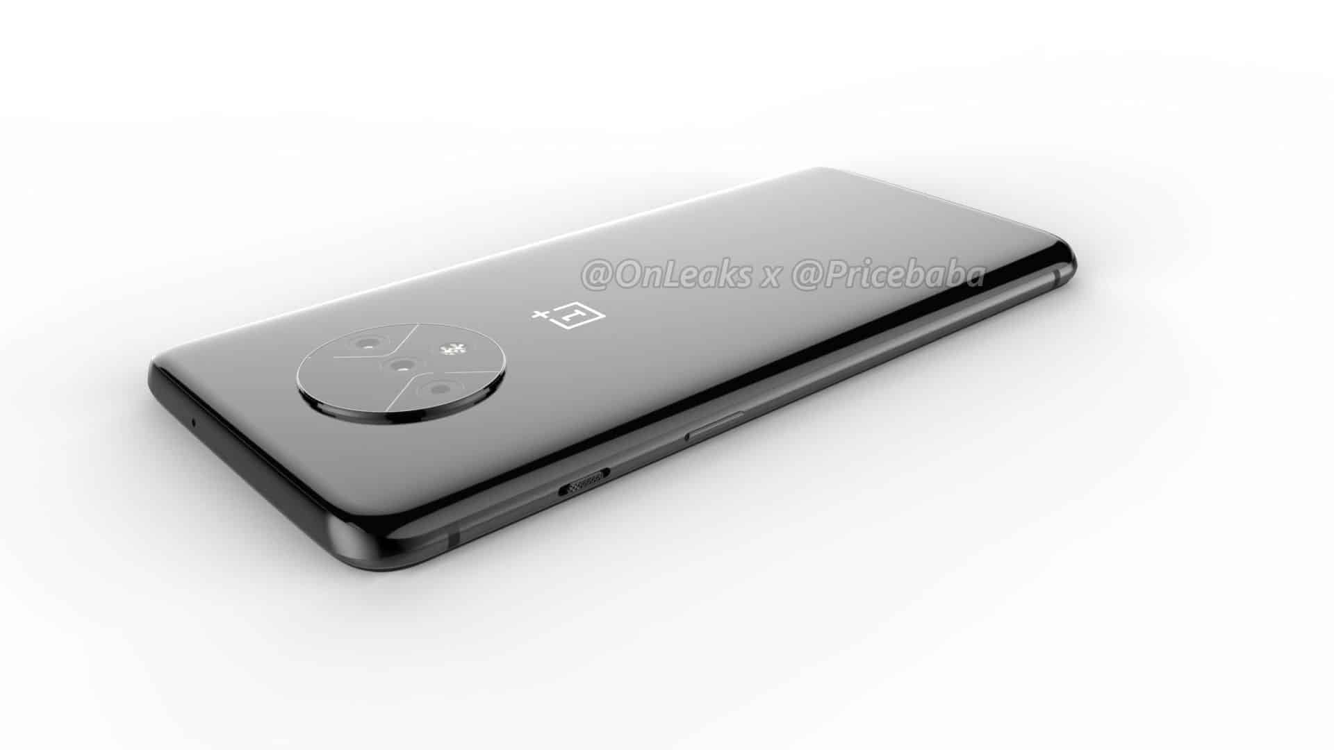 OnePlus 7T CAD based renders image 16