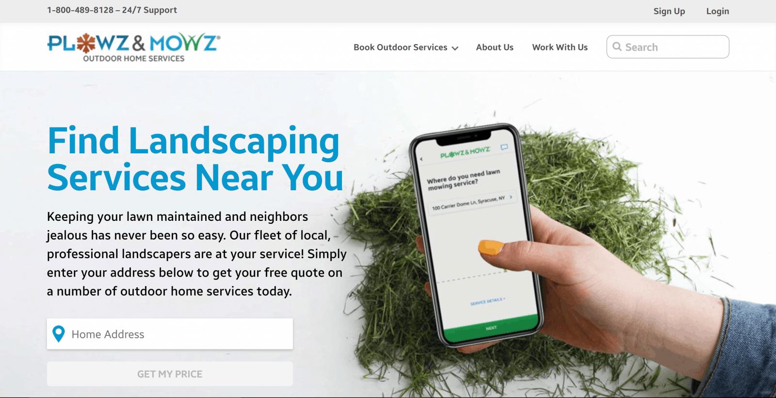 Plowz and Mowz screenshot 1