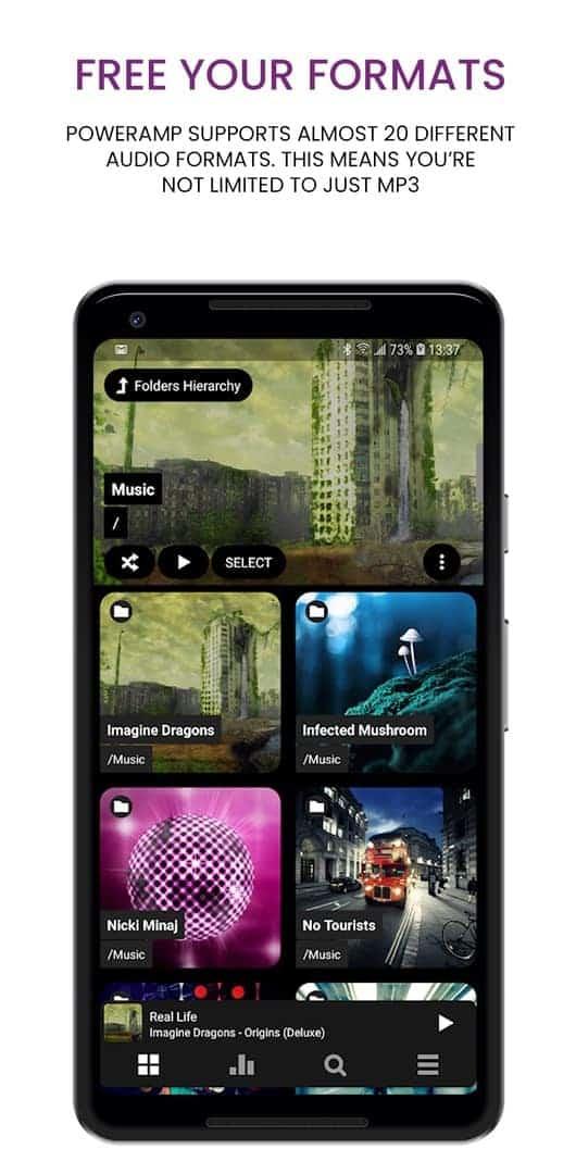 Poweramp 3.0 image 3